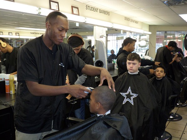 Becoming a Barber: What You'll Learn at Barber School