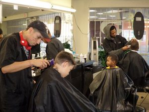 barber school Mesquite, Texas